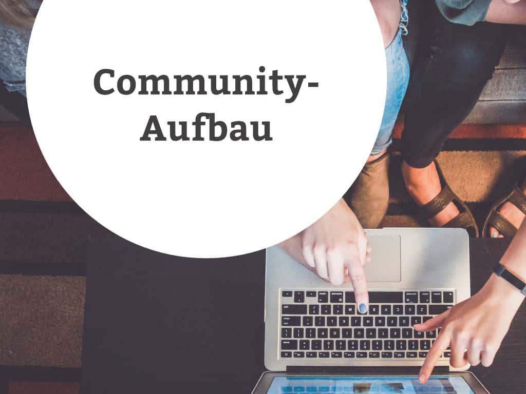 Community-Aufbau