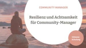 Resilienz Community Manager
